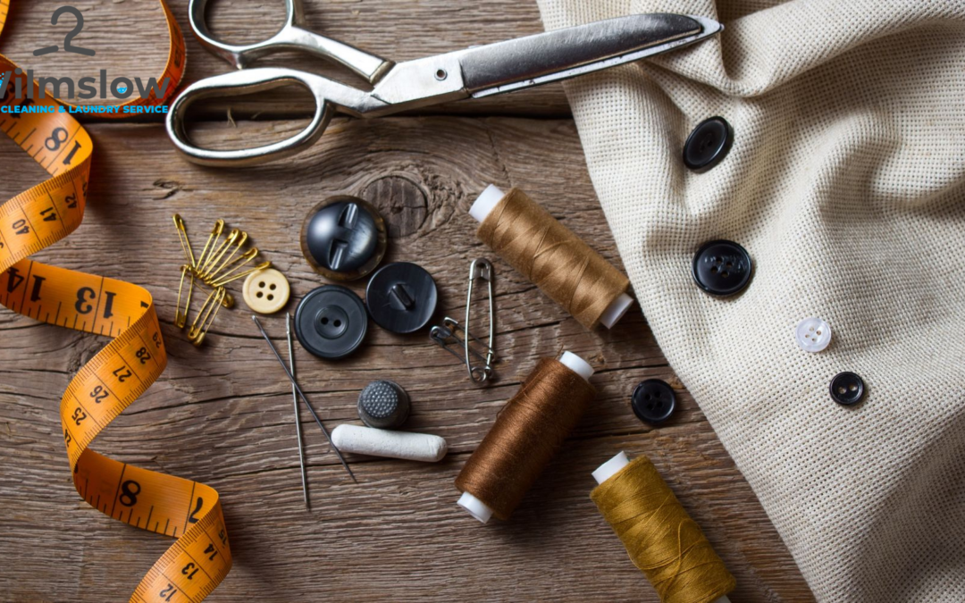 Clothing Repairs and Alteration Services Near Cheshire | Wilmslow Dry Cleaners