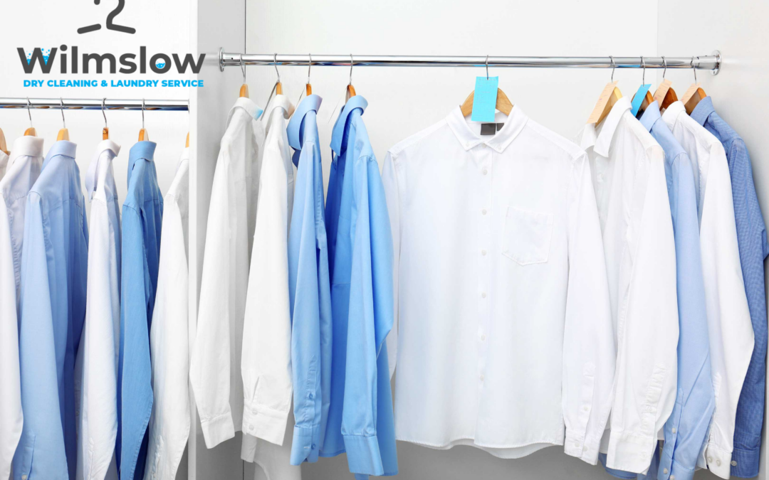 Ironing and Laundry Services Near London | Wilmslow Dry Cleaners